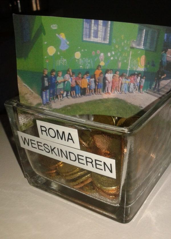 Stichting Roma - Gift Pedicure Jij & Ik - Opbrengst voor kleuterschool in Glodeni, Roemenië